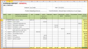 Expense Tracker Template For Excel 8 Business Expense Tracker Expense Report