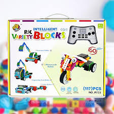 amazon com remote control building kits for kids rc machines