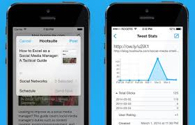 hootsuite for android six clicks top social media management ios android apps and