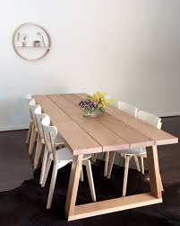 james and james tables jim and james plank dining table