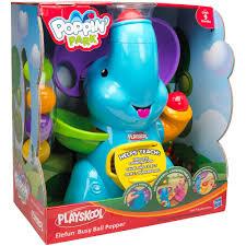 playskool poppin u0027 park elefun busy ball popper walmart com