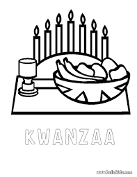 happy kwanzaa coloring pages hellokids com