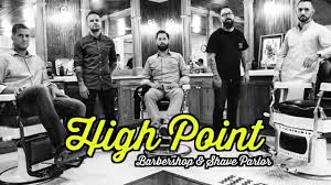 high point barbershop u0026 shave parlor youtube