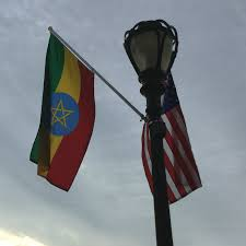 Colors Of Jamaican Flag Rockville Flags Give A Splash Of Color To City U0027s Diversity Video