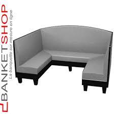 banquette d angle cuisine banquette et canapé sur mesure modulable pour l aménagement en mobilier