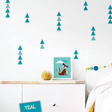 little peaks wall decal removable and reusabletrendy peas little peaks wall decal