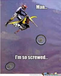 Funny Motocross Memes - motocross fail meme center motocross and meme