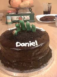 top 25 best zombie cakes ideas on pinterest zombie birthday