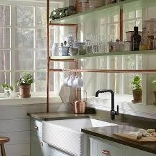 Shelf Over Kitchen Sink by Window Above Kitchen Sink Design Ideas