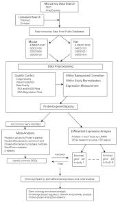 ijms free full text integrated analysis of expression profile