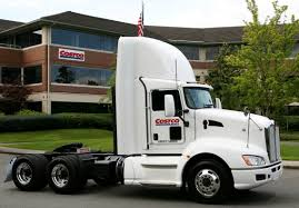 first kenworth truck costco first customer to receive paccar mx engine in 2011 kenworth