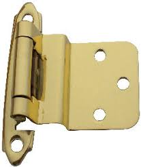 3 8 Inset Cabinet Hinges 3 8 Inch Inset Hinge Solid Brass Polished Brass Hardwaresource Com