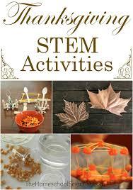 thanksgiving stem activities the homeschool scientist