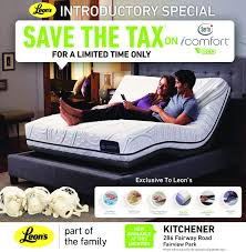 Leons Furniture Kitchener The Waterloo Record Business Directory Coupons Restaurants
