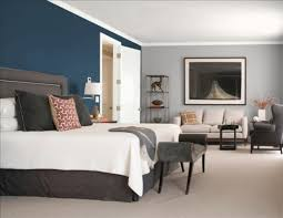 blue and grey bedrooms amazing blue wall and gray chairs for bedrooms with white blanket