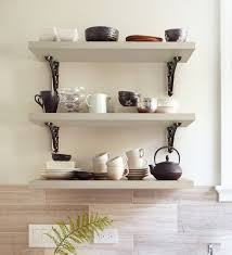 wall shelves pepperfry buy white solid wood particle board aluminium wall shelf with