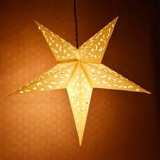 paper star lanterns star lamps star lights