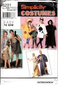 Simplicity Halloween Costumes 1486 Halloween Costumes U0026 Images