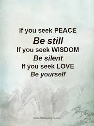 Seeking Quotes Quote About Seeking Peace Wisdom And Eco Gentleman