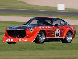 datsun race car used 1895 datsun 240z super samurai u0027big sam u0027 for sale in essex