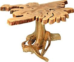 tree stump table base tree trunk dining table and chairs cypress dining table with stump