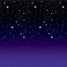 awards night party supplies starry night backdrop qty of 6 starry night backdrop 6 each