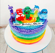 inside out cakes 66 best inside out birthday party images on inside out