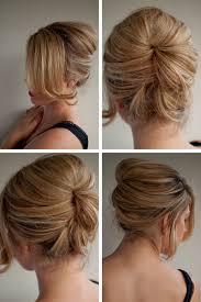 homecoming bun hairstyles hairtechkearney