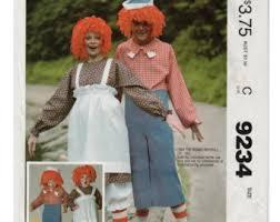 Plug Costume Halloween Raggedy Ann Wig Halloween Costume Baby Wig Baby Costume