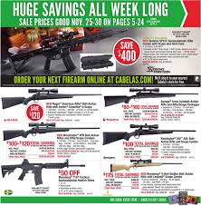 cabelas black friday ad deals 2017 funtober