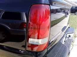 2005 gmc sierra tail lights candied my stock taillights today 02 silverado z71