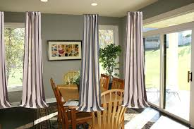 curtains for large picture window curtains for sliding glass doors ideas on your living roomsl