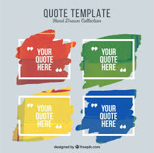 Wedding Quotes Psd Artistic Quote Templates Of Paint Vector Free Download