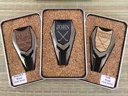 best engraved gifts personalized groomsmen gifts wood golf marker divot remover