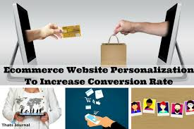 website personalization ecommerce website personalization to increase conversion rate jpg