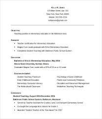 good cv format in word resume sample format in word resume template microsoft word