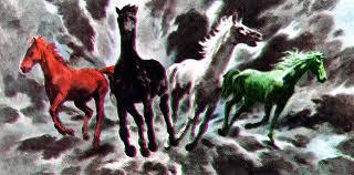 the four horsemen of the apocalypse part one criticism