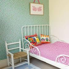 chambre enfant retro design interieur papier peint décoratif chambre enfant rétro