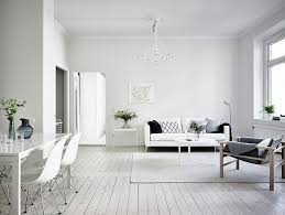 minimalistic apartment simple and minimalist all white apartment in gothenburg nordicdesign