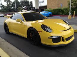 Porsche Macan Yellow - gt3rs pts speed yellow thoughts rennlist porsche
