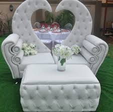 his and hers wedding chairs bridal chair set of 2 chairs henhar services u ltd