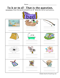 beginning sounds worksheet page 6 of 6 have fun teaching