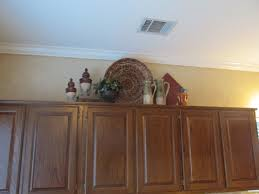 above the cabinet u2026before and after it u0027s simply yours