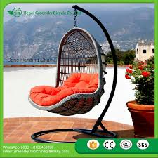 china 2017 indoor bamboo swing chair cane swing hammock hanging