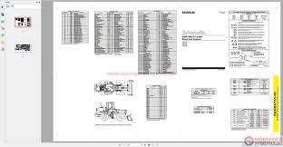 caterpillar cat 924f wheel loader service manual auto repair