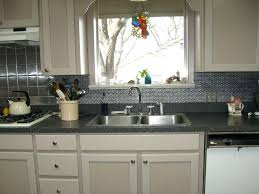 metallic kitchen backsplash stunning kitchen metal backsplash ideas u drop gorgeous metallic