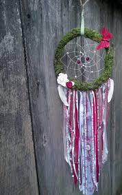 handmade catcher garden inspired whimsical mossy