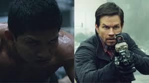 film laga yang dibintangi iko uwais trailer mile 22 iko uwais adu akting dengan mark wahlberg viva