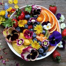 edible images how to use edible flowers breakfast with flowers