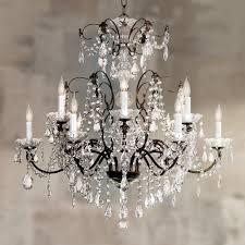 Cristal Chandelier by Schonbek Madison Twelve Light Legacy Crystal Chandelier Amazon Com